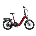 Zložljiva električna kolesa
